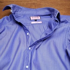 Thomas Pink button down thick 100% cotton